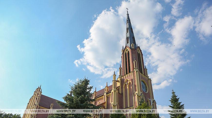 Троицкий костел в Гервятах. Фото из архива