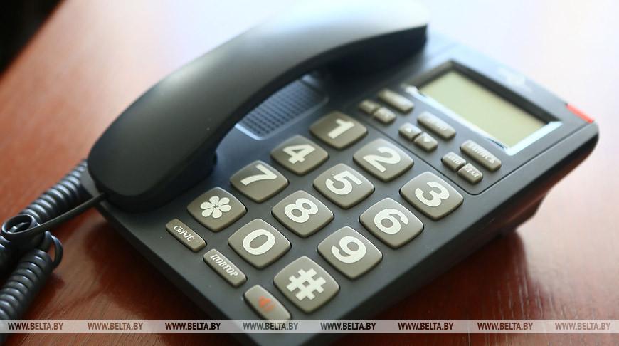 Замминистра транспорта и коммуникаций проведет 7 августа прямую телефонную линию