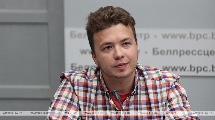 Роман Протасевич. Фото из архива