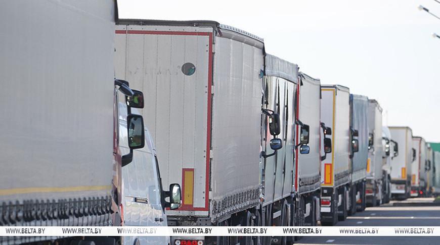 Выезда из Беларуси в ЕС на границе ожидает более 770 фур