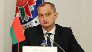 Владимир Арчаков. Фото из архива