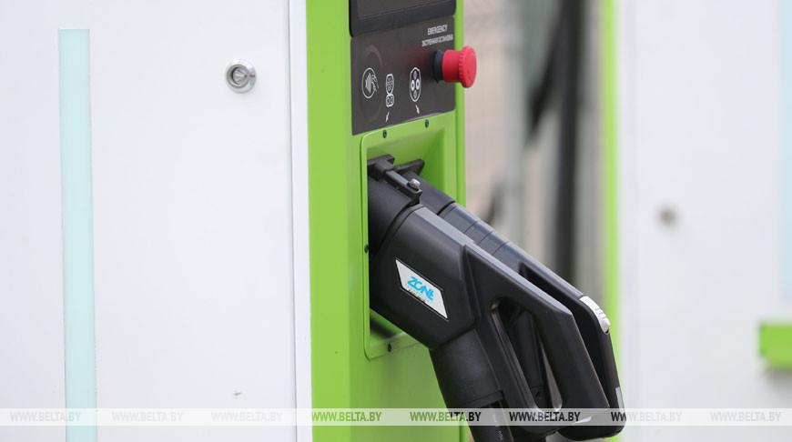 «Белоруснефть» до конца года увеличит до 600 единиц число заправок для электротранспорта
