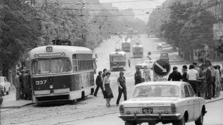 Минск, лето 1984 года