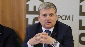 Игорь Луцкий. Фото БРСМ