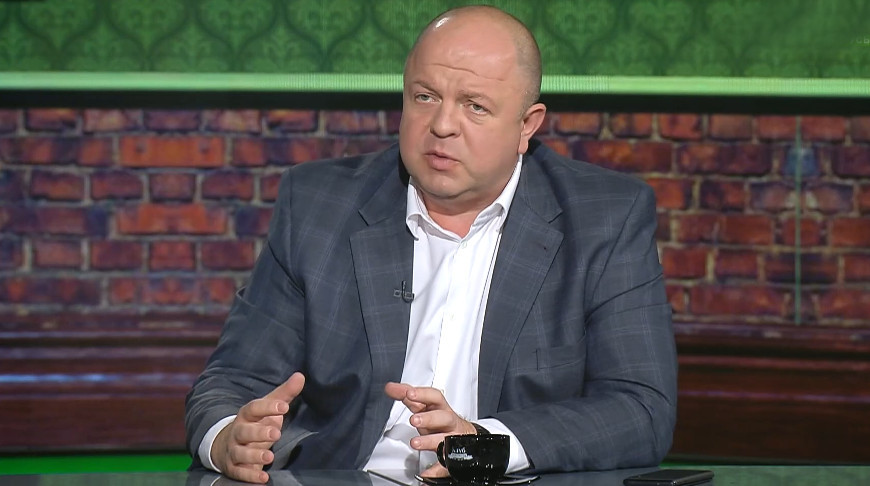 Дмитрий Жук. Скриншот видео