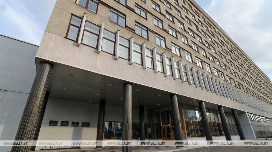 Профилактические медосмотры приостановлены в Беларуси.