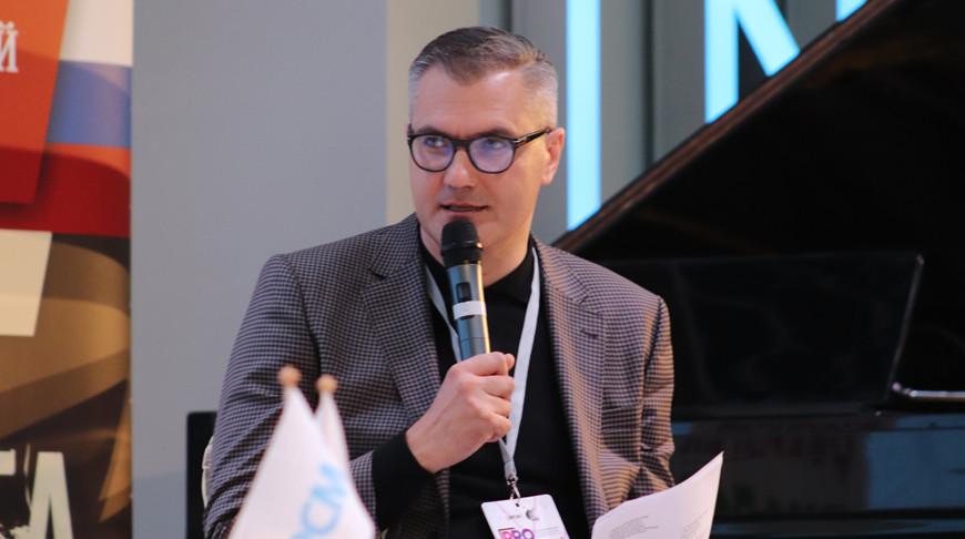 Вадим Гигин. Фото БРСМ