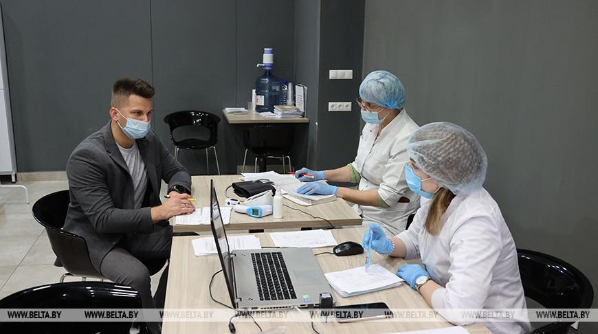 БРСМ имолодежное крыло БСЖ дали старт профилактической акции «Привит отCOVID»