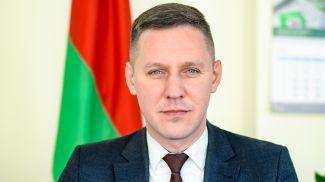Руслан Пархамович. Фото Министерства архитектуры и строительства Беларуси