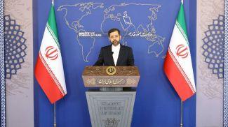 Саид Хатибзаде. Фото Министерства иностранных дел Исламской Республики