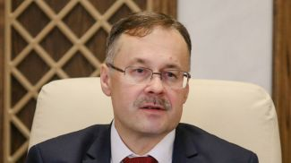 Валерий Калинкович. Фото из архива