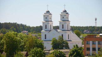 Костел Пресвятой Троицы в Радошковичах. Фото fotobel.by