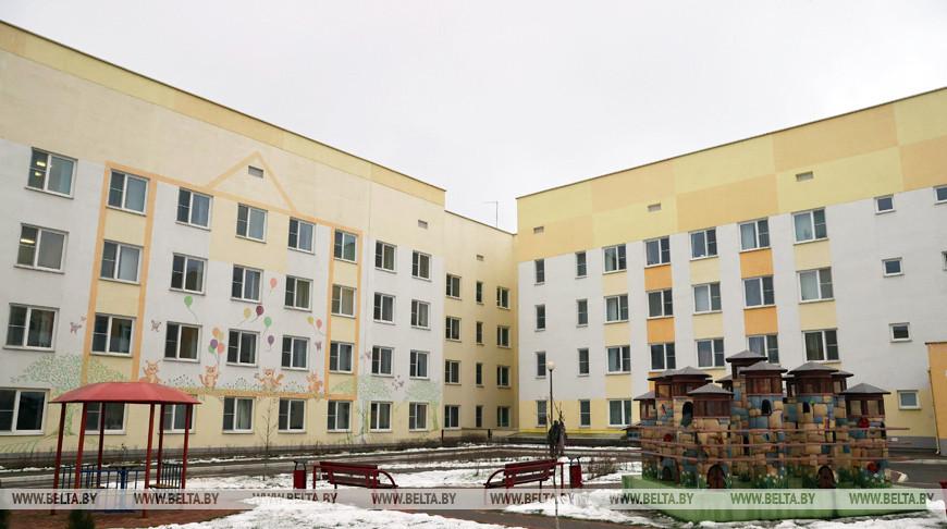 Городская детская инфекционная клиническая больница Минска. Фото из архива