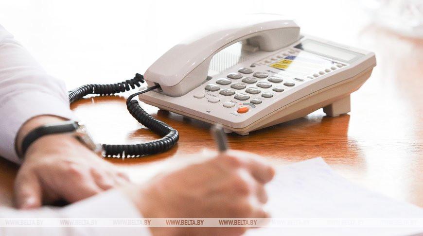 Мингорисполком и облисполкомы проведут 16 января прямые телефонные линии