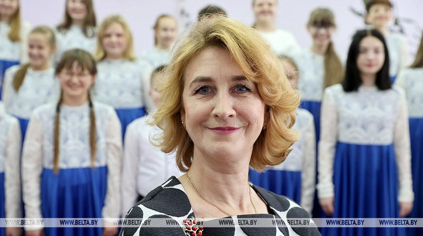 Елена Синицкая. Фото из архива