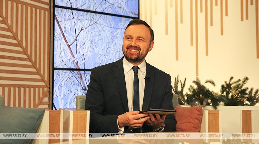 Виталий Иванов - один из делегатов VI Всебелорусского народного собрания