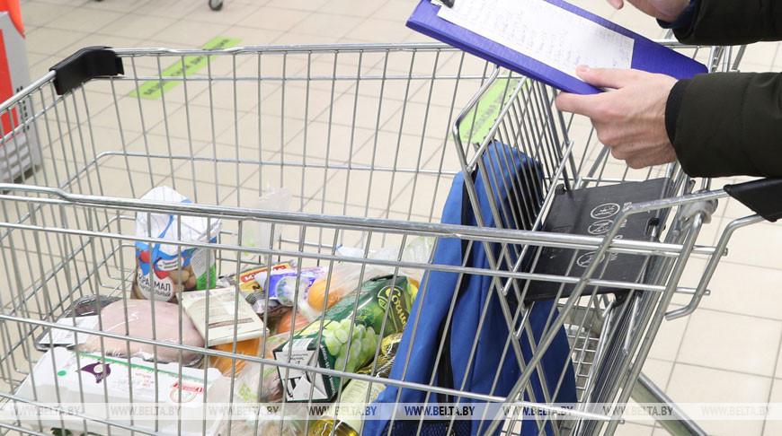 КГК Брестской области выявил нарушения ценообразования в каждом десятом объекте торговли