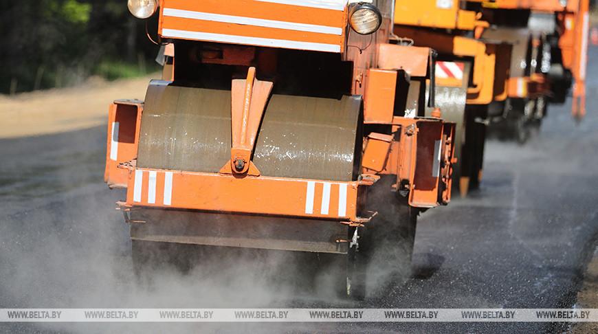 В Брестской области за пятилетку планируют отремонтировать более 1 тыс. км местных дорог