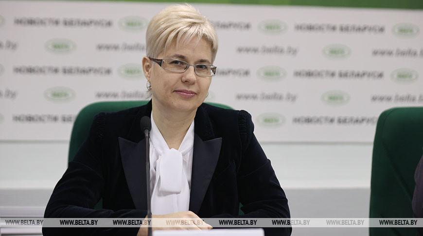 Ирина Гонтарева