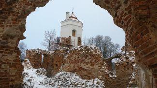 Гольшанский замок. Фото из архива