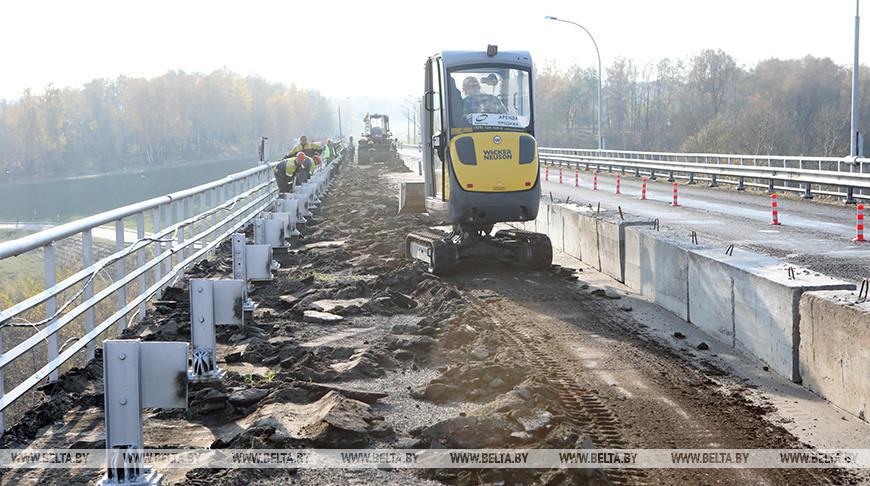 В Брестской области за пять лет планируют отремонтировать 15 мостов