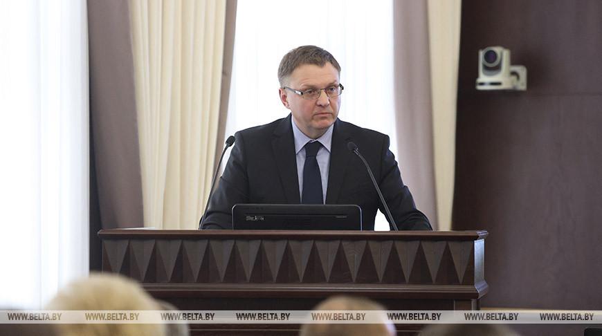 Червяков предложил Брестской области создать производственно-логистический пояс
