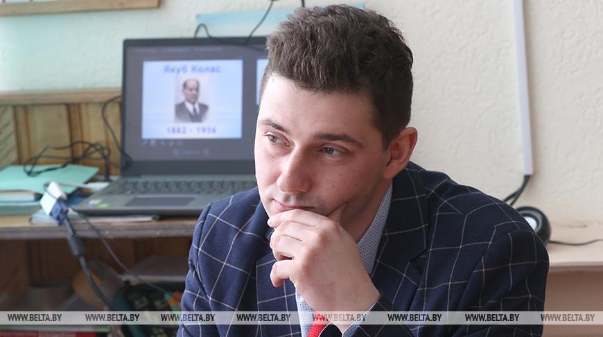 Антон Лобановский. Фото из архива