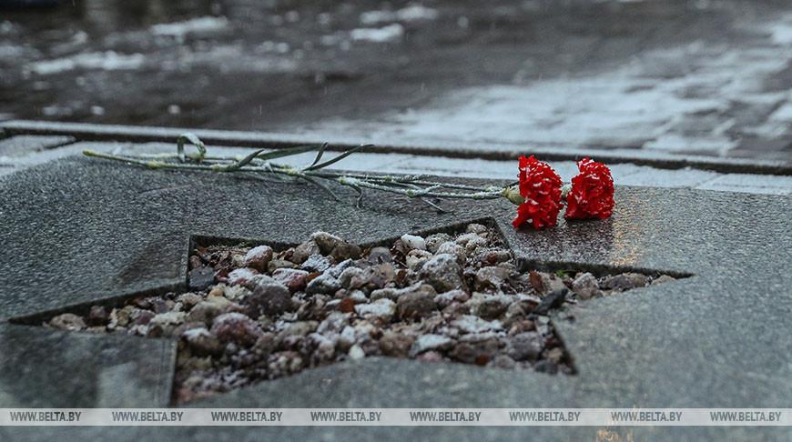 В Бресте почтили память жертв холокоста