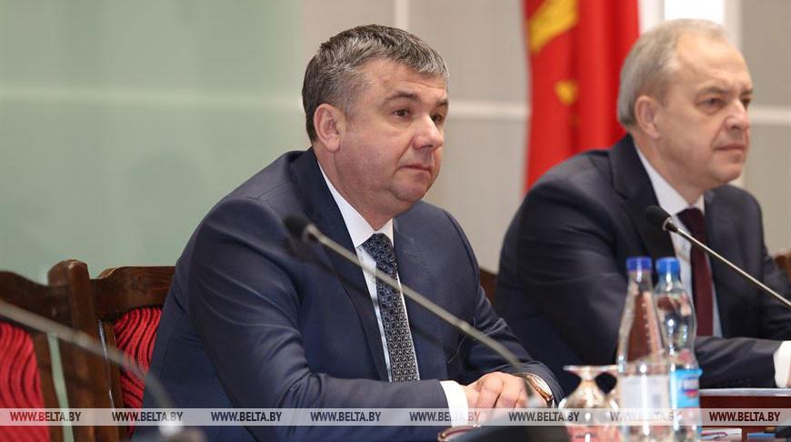 Юрий Шулейко и Игорь Сергеенко