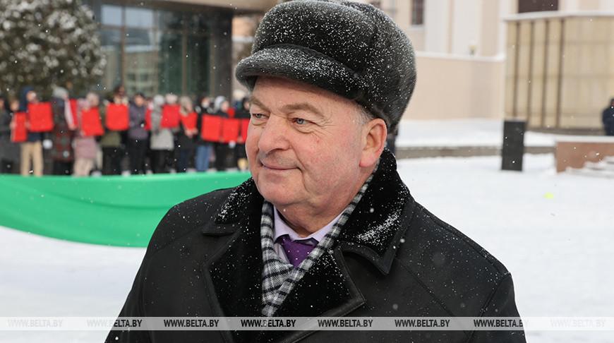 Белорусам важно продолжить основанный на национальных интересах курс развития - мнение