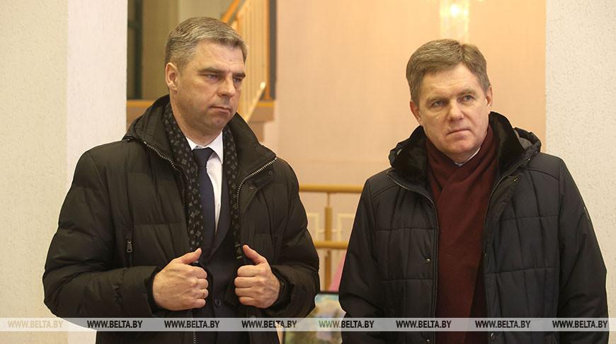 Александр Версоцкий и Игорь Петришенко