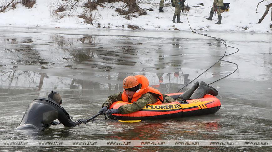 В Витебском районе стартуют республиканские соревнования спасателей по многоборью