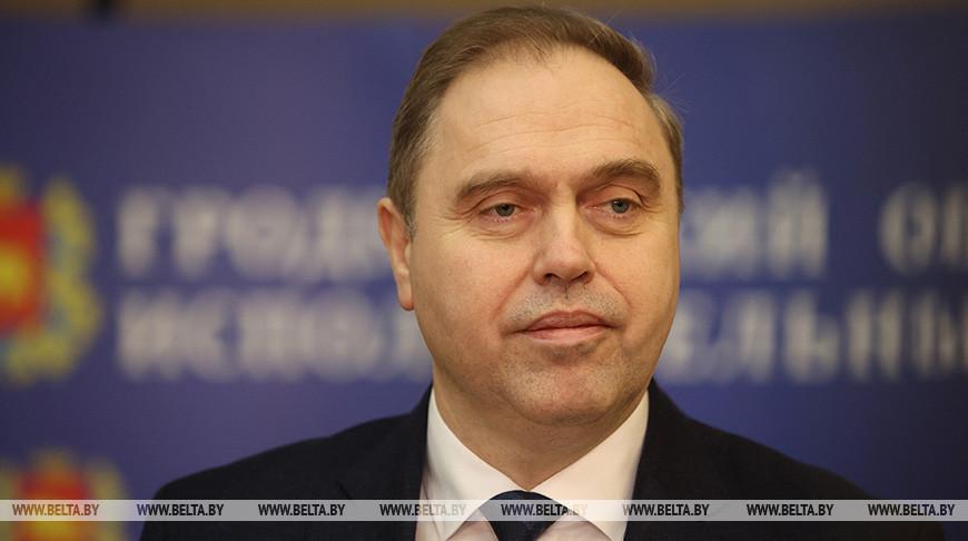 Караник: в 2020 году свыше 67% бюджета Гродненской области направили на соцсферу