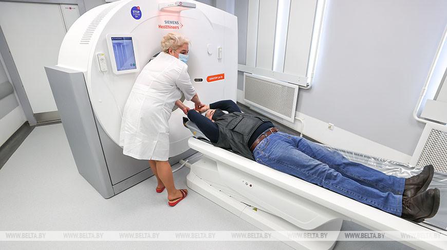 Кабинет компьютерной томографии заработал в Березовской райбольнице (дополнено ВИДЕО)