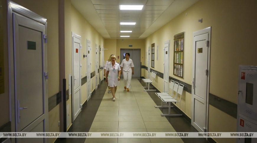 Новый корпус Брестской детской облбольницы планируют ввести в строй осенью
