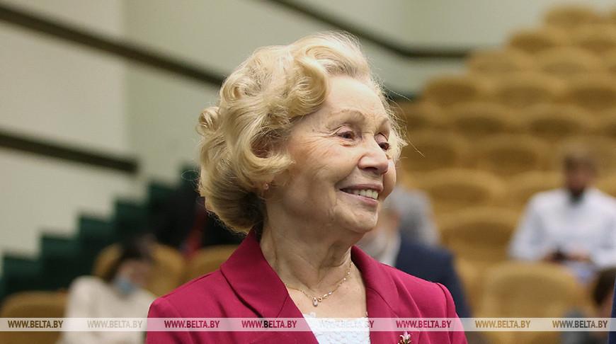Елена Волчецкая. Фото из архива