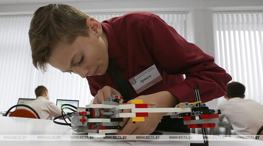 В Минской области в 2020 году открыто 6 STEM-центров
