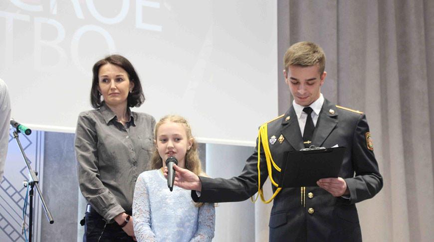 София Бондаренко. Фото vitebsk.mvd.gov.by