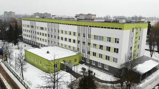 Хирургический корпус Лидской ЦРБ