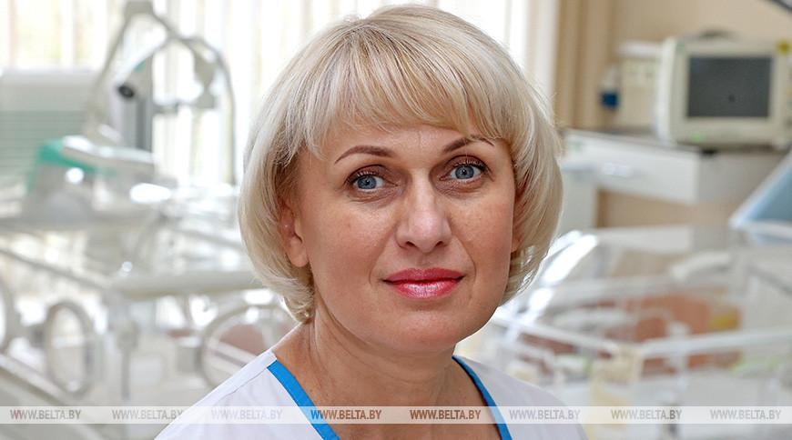 Елена Леонович
