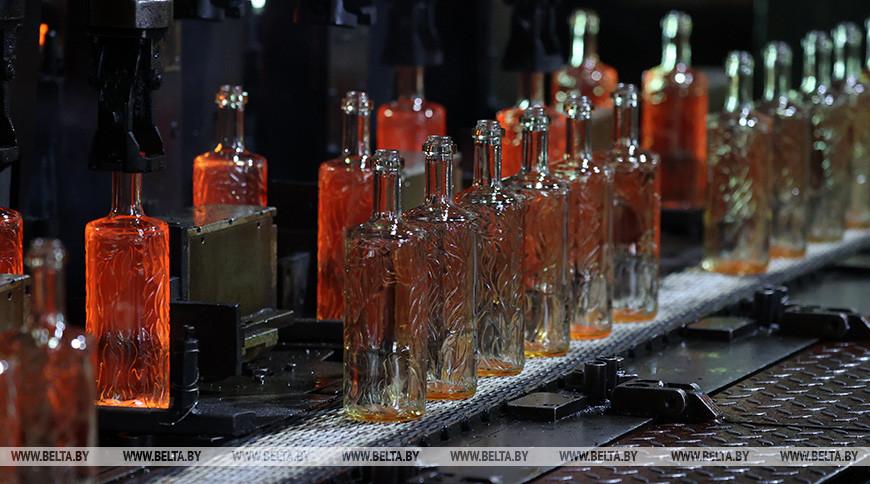 Формовка бутылки