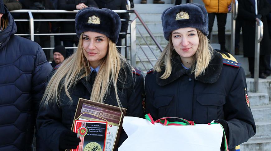 Команда Витебской области стала победительницей 7-го чемпионата ГКСЭ по лыжным гонкам