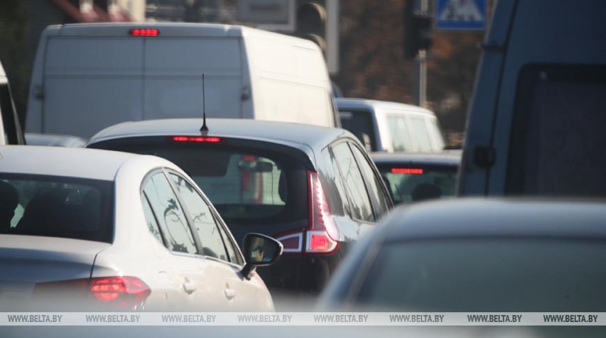 Мобильные датчики контроля скорости сегодня в Минске работают в 6 местах