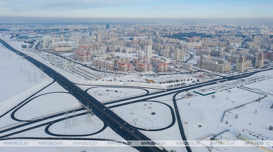 Мобильные датчики контроля скорости работают сегодня в некоторых районах Минска и МКАД