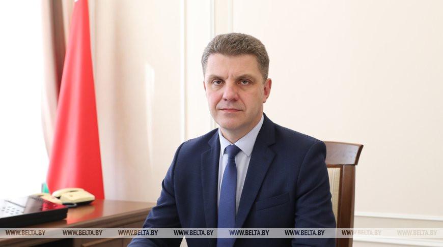 Кухарев поставил задачи новым руководителям управлений Мингорисполкома