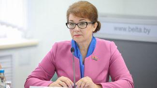 Тамара Красовская. Фото из архива