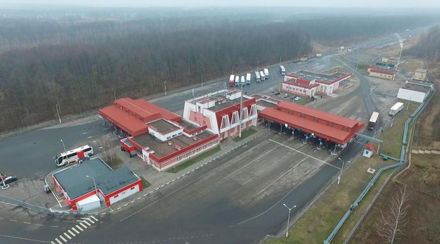 С 22 марта в пункте пропуска «Мядининкай» («Каменный Лог») начнутся строительные и монтажные работы по реконструкции.