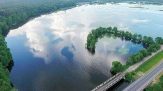 Чигиринское водохранилище. Фото из архива