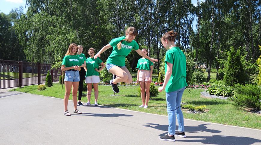 Второй сезон молодежного проекта 'А у нас во дворе' стартовал в Гродненской области