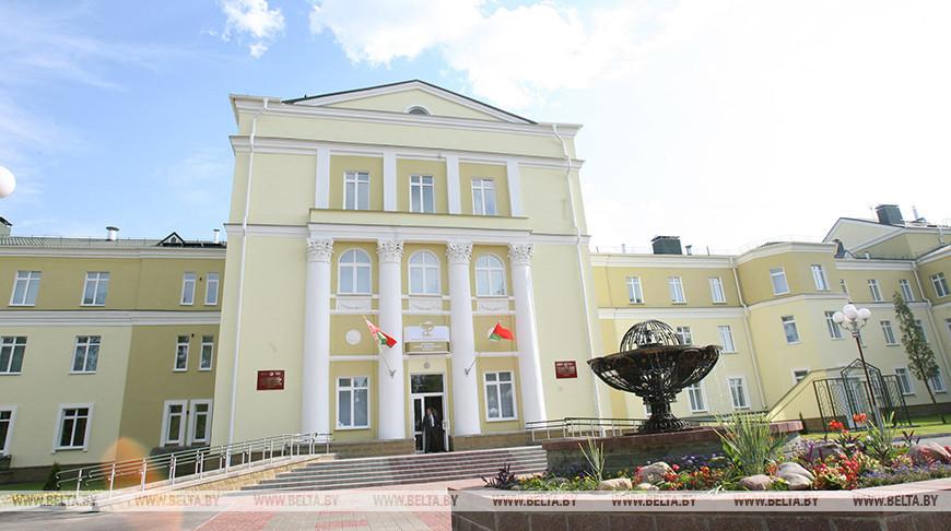 В Минздраве оценили работу Витебской больницы скорой медпомощи в условиях COVID-19